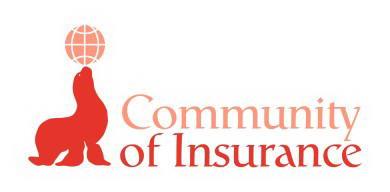 logo community of insurance